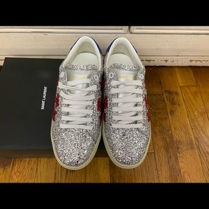 BRAND NEW Authentic Saint Laurent sneakers!!